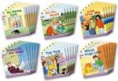Hunt, Roderick; Howell, Gill - Oxford Reading Tree Stage 1+: More First Sentences A: Class Pack of 36 - 9780198480716 - V9780198480716