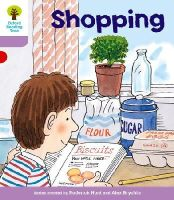 Hunt, Roderick; Howell, Gill - Oxford Reading Tree Stage 1+: More Patterned Stories: Shopping - 9780198481089 - V9780198481089