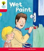 Hunt, Roderick - Oxford Reading Tree: Stage 4: More Stories B: Wet Paint - 9780198482291 - V9780198482291