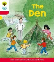 Hunt, Roderick; Brychta, Alex - Oxford Reading Tree: Stage 4: More Stories C: The Den - 9780198482383 - V9780198482383