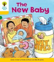 Hunt, Roderick - Oxford Reading Tree: Stage 5: More Stories B: The New Baby - 9780198482642 - V9780198482642
