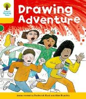Hunt, Roderick - Oxford Reading Tree: Stage 5: More Stories C: Drawing Adventure - 9780198482741 - V9780198482741