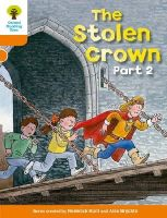 - Oxford Reading Tree: Stage 6: More Stories B: The Stolen Crown Part 2 - 9780198482994 - V9780198482994