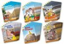 Hunt, Roderick; Miles, Liz - Oxford Reading Tree: Stage 8: More Stories: Class Pack of 36 - 9780198483410 - V9780198483410