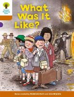 Hunt, Roderick - Oxford Reading Tree: Stage 8: More Stories: What Was it Like? - 9780198483465 - V9780198483465