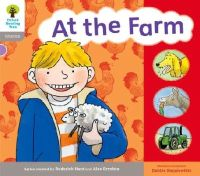 Hunt, Roderick, Hepplewhite, Debbie, Ruttle, Kate - Oxford Reading Tree: Stage 1: Floppy's Phonics: Sounds and Letters: At the Farm - 9780198485490 - V9780198485490