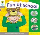 Hunt, Roderick, Hepplewhite, Debbie, Ruttle, Kate - Oxford Reading Tree: Stage 1: Floppy's Phonics: Sounds and Letters: Fun at School - 9780198485544 - V9780198485544