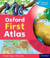 Patrick Wiegand - Oxford First Atlas - 9780198487845 - V9780198487845