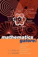Budd, Christopher; Sangwin, C. J. - Mathematics Galore! - 9780198507703 - V9780198507703