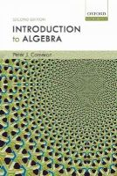 Cameron, Peter J. - Introduction to Algebra - 9780198527930 - V9780198527930