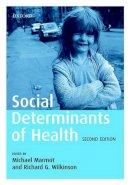 - Social Determinants of Health - 9780198565895 - V9780198565895