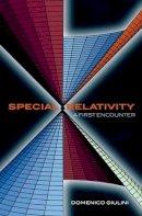 Giulini, Domenico - Special Relativity: A First Encounter - 9780198567479 - V9780198567479