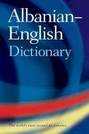 Newmark, Leonard - Oxford Albanian-English Dictionary - 9780198603221 - V9780198603221