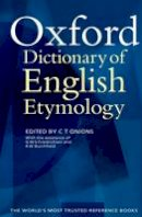 - The Oxford Dictionary of English Etymology - 9780198611127 - V9780198611127