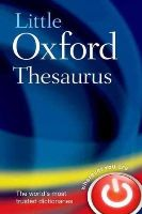 Martin Nixon - Little Oxford Thesaurus - 9780198614494 - V9780198614494