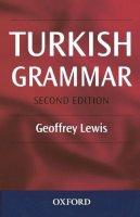 Lewis, Geoffrey - Turkish Grammar - 9780198700364 - V9780198700364