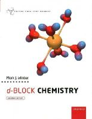 Winter, Mark J. - D-Block Chemistry (Oxford Chemistry Primers) - 9780198700968 - V9780198700968