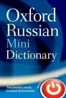 Oxford Dictionaries - Oxford Russian Mini Dictionary - 9780198702351 - V9780198702351