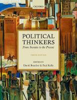 - Political Thinkers: From Socrates to the Present - 9780198708926 - V9780198708926