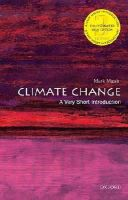 Maslin, Mark - Climate Change: A Very Short Introduction (Very Short Introductions) - 9780198719045 - V9780198719045