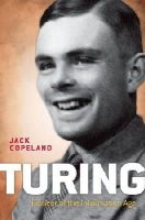 Copeland, B. Jack - Turing: Pioneer of the Information Age - 9780198719182 - V9780198719182