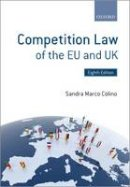Colino, Professor Sandra Marco - Competition Law of the EU and UK - 9780198725053 - V9780198725053