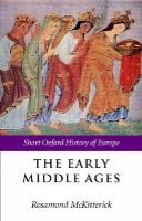 - The Early Middle Ages - 9780198731726 - V9780198731726