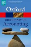 - A Dictionary of Accounting - 9780198743514 - V9780198743514