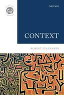 Stalnaker, Robert - Context (Context & Content) - 9780198776871 - V9780198776871
