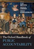 - The Oxford Handbook of Public Accountability (Oxford Handbooks) - 9780198778479 - V9780198778479