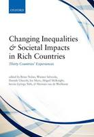 N - Changing Inequalities and Societal Impacts in Rich Countries: Thirty Countries' Experiences - 9780198784739 - V9780198784739