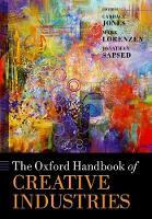 - The Oxford Handbook of Creative Industries (Oxford Handbooks) - 9780198787792 - V9780198787792