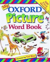 Pemberton, Sheila, OUP - MY OXFORD PICTURE WORD BOOK - 9780199103461 - KTK0092223