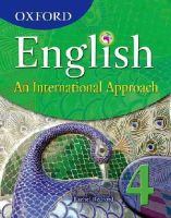 Redford, Rachel - Oxford English: An International Approach Student Book 4 - 9780199126675 - V9780199126675