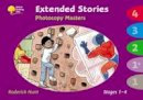Hunt, Roderick - Oxford Reading Tree: Stages 1-4: Extended Stories: Photocopy Masters - 9780199184743 - V9780199184743