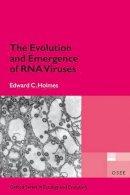 Holmes, Edward C. - The Evolution and Emergence of RNA Viruses - 9780199211135 - V9780199211135