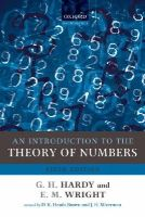 Hardy, G. H.; Wright, Edward M. - An Introduction to the Theory of Numbers - 9780199219865 - V9780199219865