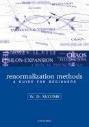 McComb, William - Renormalization Methods - 9780199236527 - V9780199236527