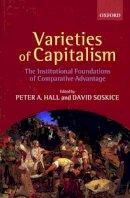 - Varieties of Capitalism - 9780199247752 - V9780199247752