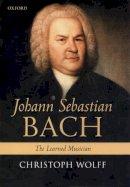 Wolff, Christoph - Johann Sebastian Bach - 9780199248841 - V9780199248841