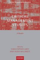 - Critical Management Studies: A Reader (Oxford Management Readers) - 9780199286072 - V9780199286072