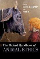 - The Oxford Handbook of Animal Ethics (Oxford Handbooks) - 9780199351978 - V9780199351978