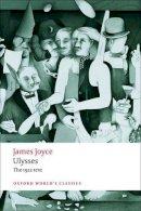 Joyce, James, Johnson, Jeri - ULYSSES - 9780199535675 - V9780199535675