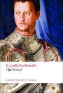 Niccoló Machiavelli - The Prince (Oxford World's Classics) - 9780199535699 - V9780199535699