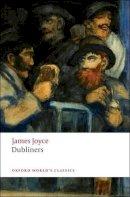 Joyce, James - DUBLINERS - 9780199536436 - KEX0298032