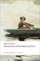 Twain, Mark - Adventures of Huckleberry Finn (Oxford World's Classics) - 9780199536559 - KTG0021179