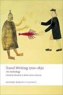 - Travel Writing 1700-1830 - 9780199537525 - V9780199537525