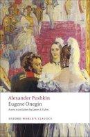 Pushkin, Alexander - Eugene Onegin - 9780199538645 - V9780199538645