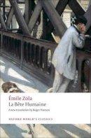 Zola, Emile - La Bete Humaine - 9780199538669 - V9780199538669