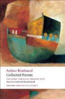 Rimbaud, Arthur - Collected Poems - 9780199538959 - V9780199538959